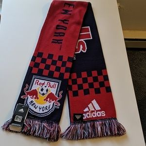 New York Red Bulls Adidas Reversible Scarf
